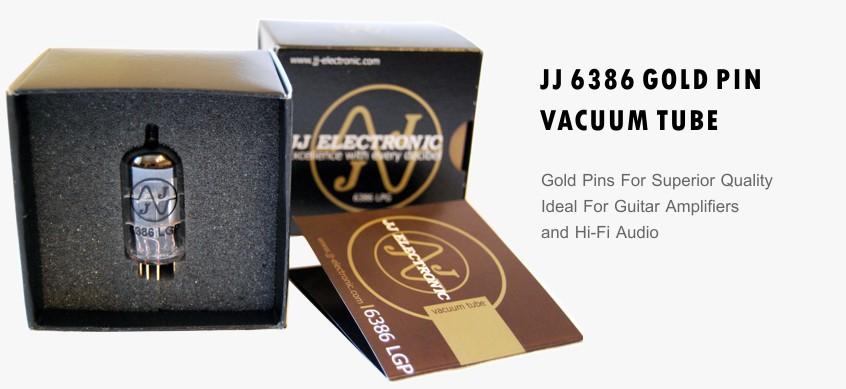 Tubes JJ 6386 LGP