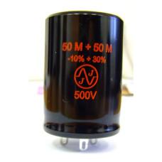 TC 529 50+50uF/500V